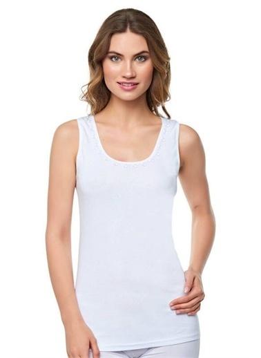 İç Giyim Şenliği Atlet Beyaz